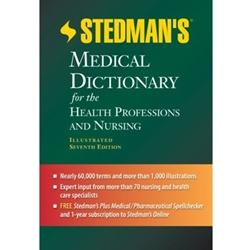 MEDICAL DICT FOR HEALTH PROF