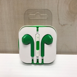 Earbuds - Solid Green