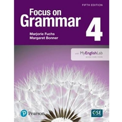 FOCUS ON GRAMMAR 4 (W/MYENGLAB ACCESS CODE)